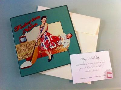 イタリア式!オリジナルな結婚式の招待状
