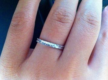 イタリアの婚約指輪について