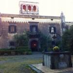 ゴッドファーザーの舞台となったスキアーヴィ城。