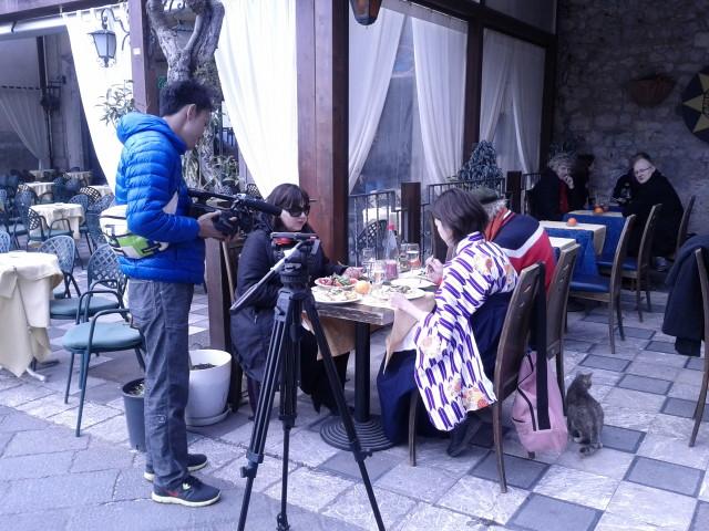 イタリア各地、シチリア島で取材・撮影コーディネート