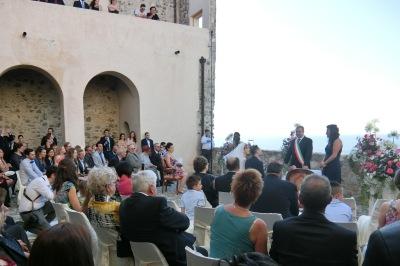 Milazzoで国際結婚