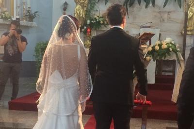 結婚式でのサプライズ