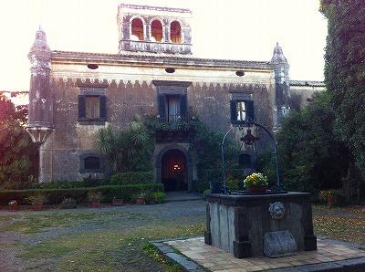 Castello degli Schiavi(ゴッドファーザーの館)でウェディング