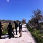 イタリアで撮影、テレビ、ロケコーディネート